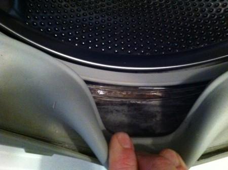 Tvätta tvättmaskin