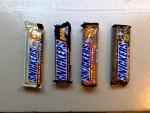 Dags att testa Snickers