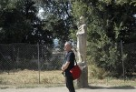 Jag som staty