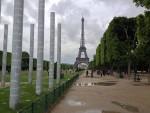Nu blir det bara bilder från Paris
