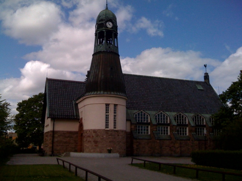 Hagalunds kyrka