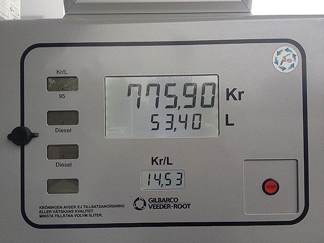 bensinpump