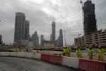 Ett dolt budskap i Dubai