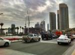Dubai en förmiddag