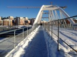 Nya Frösundabron till Arenastaden