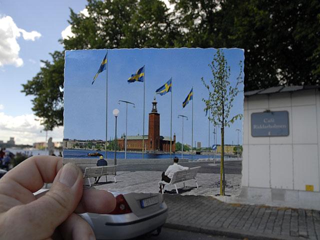 Stadshuset från Riddarholmen