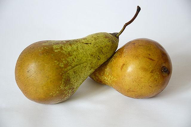 Ett päron om dagen