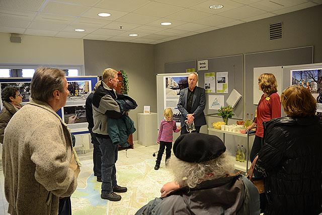 Min presentation på vernissagen i Solna av Hejigen