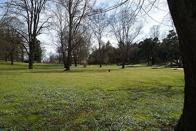 Den okända graven i Solna