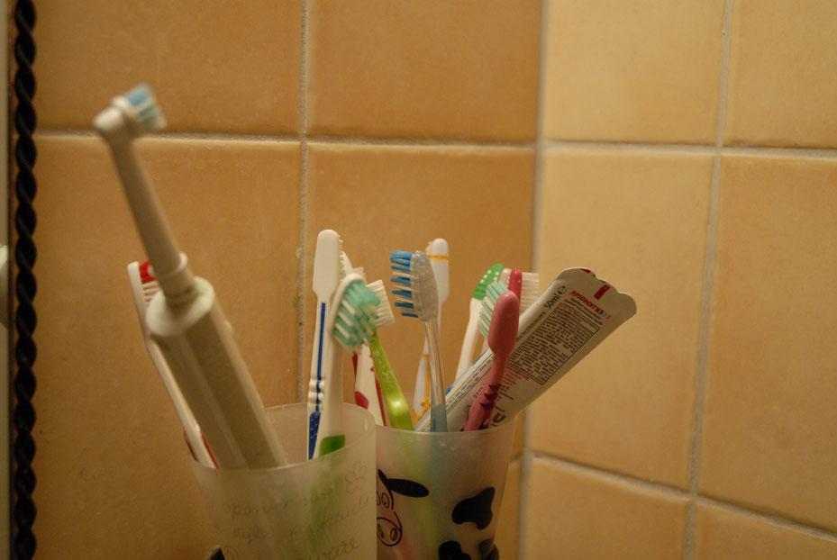Tandborstarnas förbannelse