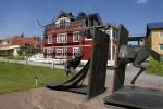 Där skotten föll i Ådalen