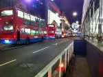 En juldag på stan i London