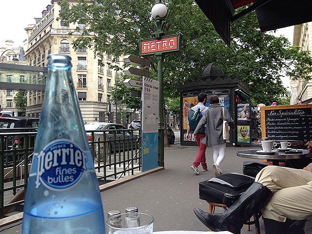 Sista dagen i Paris