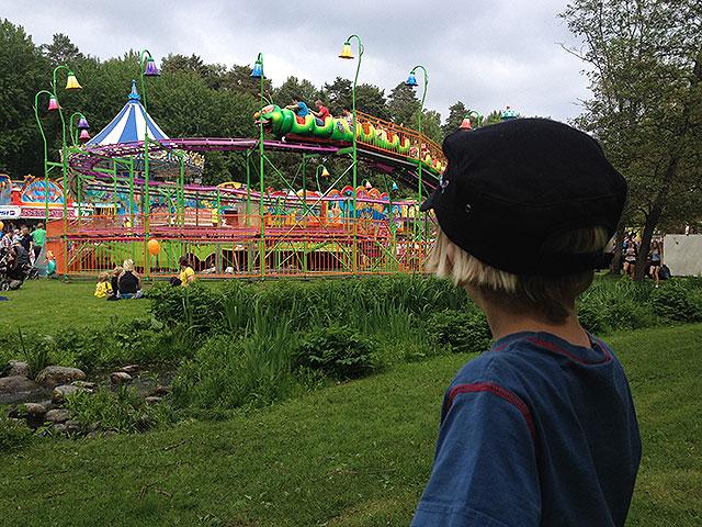Nationaldagen i Sundbyberg
