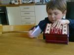 Hemlige Hannes och lådan