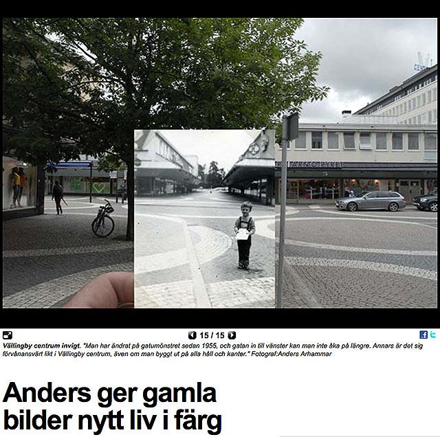 Fin artikel om Hejigen i Expressen