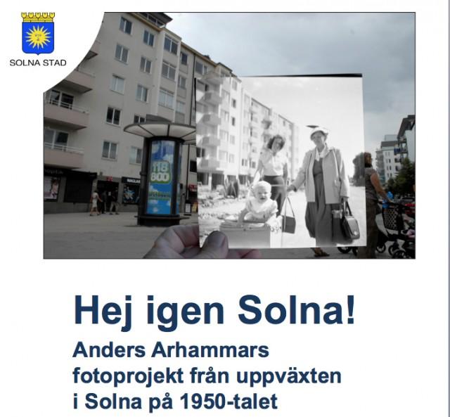 Vernissage med Solnabilder