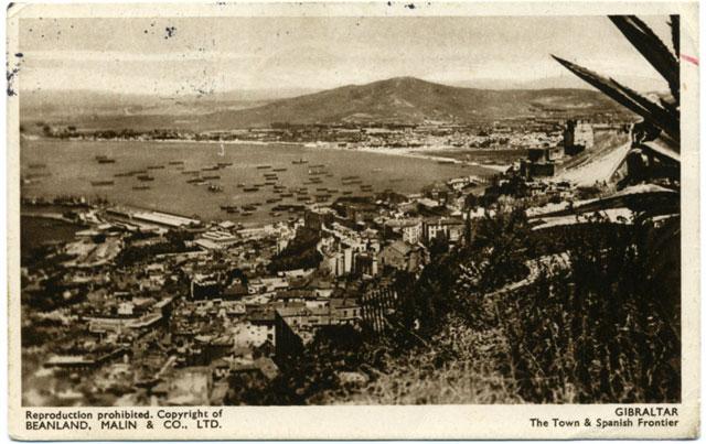 Klipporna vid Gibraltar