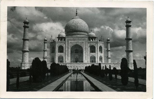 Taj Mahal är den ultimata kärleksbyggnaden