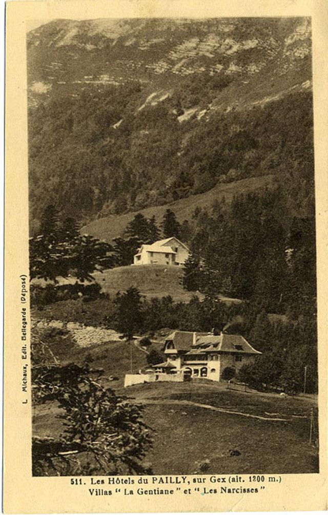Klättring i Alperna