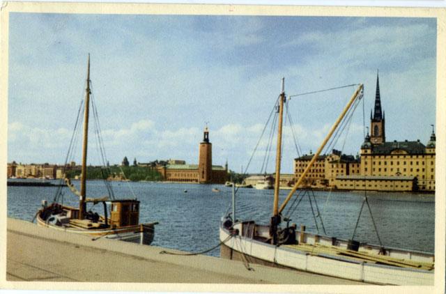 Ett förslag på promenad i Stockholm