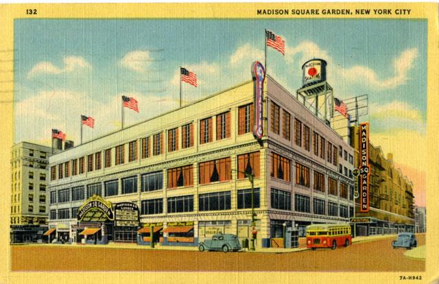 Madison Square Garden för alla tider