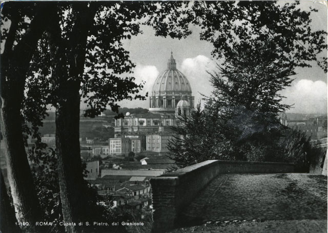 En hälsning från Vatikanen