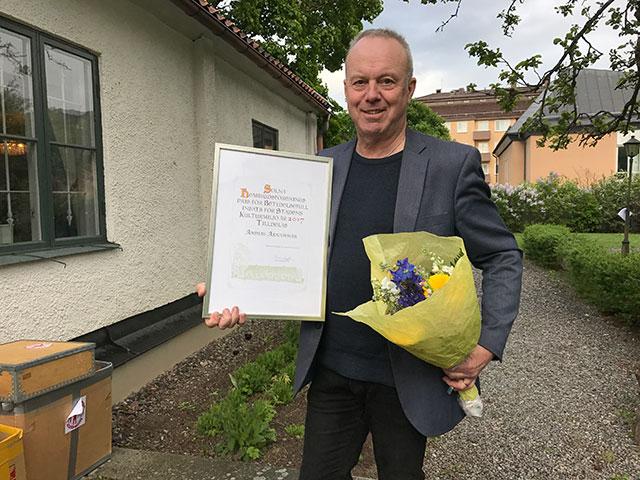 Solna kulturmiljöpris 2017