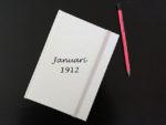 Onsdag den 17 januari 1912. Vad den där Bartold var dum!