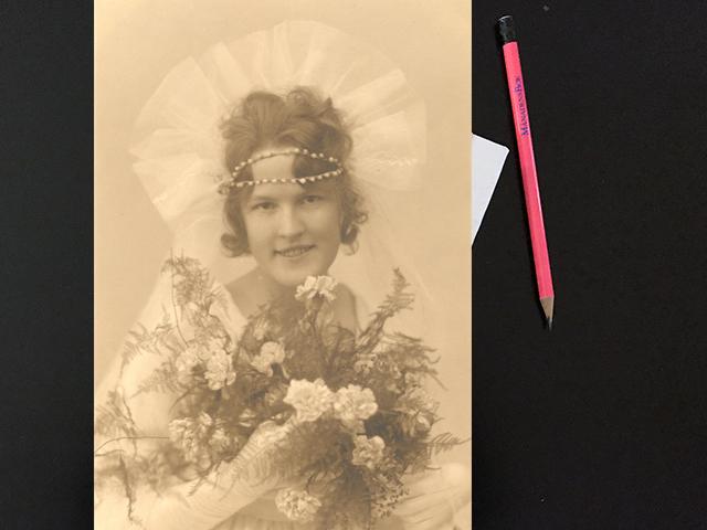 Tisdag den 21 december 1920. Slut på Judit Boudins dagbok.