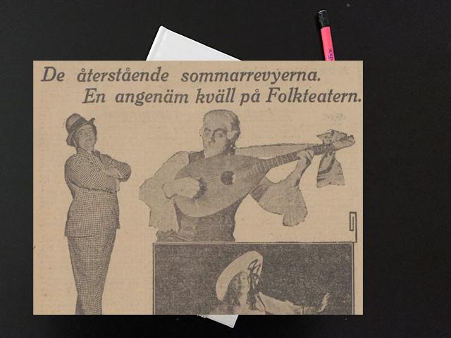 Lördag den 2 augusti 1919. Du milda, vad pengarna fort gå åt!!