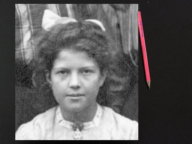 Lördag den 5 januari 1918. Karin Berg, ett litet geni på alla områden.