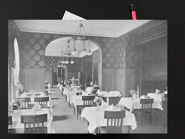 Tisdag den 9 juli 1918. Nu laga vi middag härhemma varje dag.