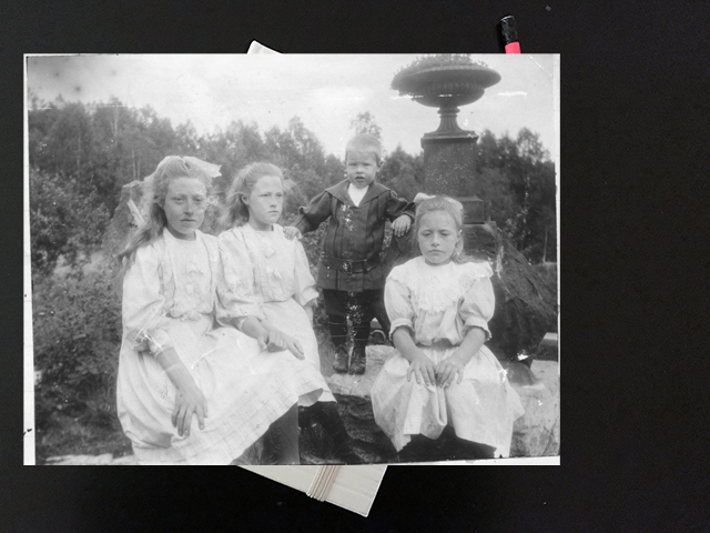 Fredag den 4 oktober 1918. Ja- det var Luciasångens historia.