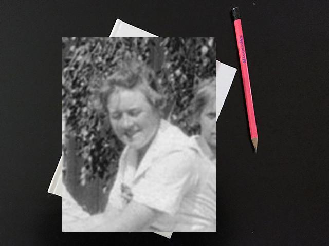 Onsdag den 25 juni 1919. Syster Rut tar över pennan idag.