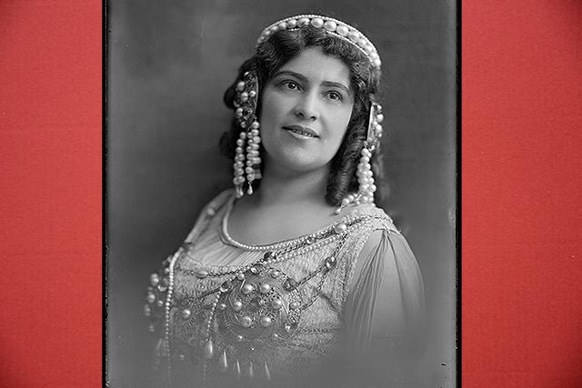 Illustration för Judit Boudins dagböcker 1912-1922