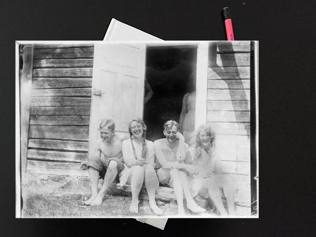 Tisdag den 15 juli 1919. Del 5. Utflykten till Buvattna.