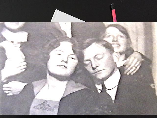 Stockholm den 1 juni 1919. Och därmed var hennes öde beseglat.