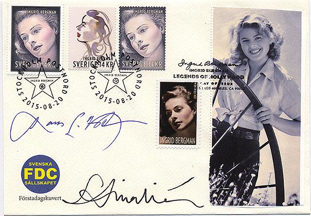 Ingrid Bergman 100 år