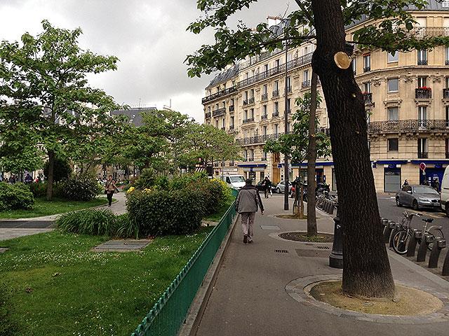 Skattjakt i Paris