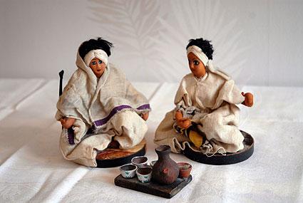 Etiopiska dockor
