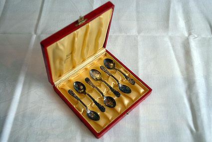 silverskedar