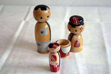 japanska dockor