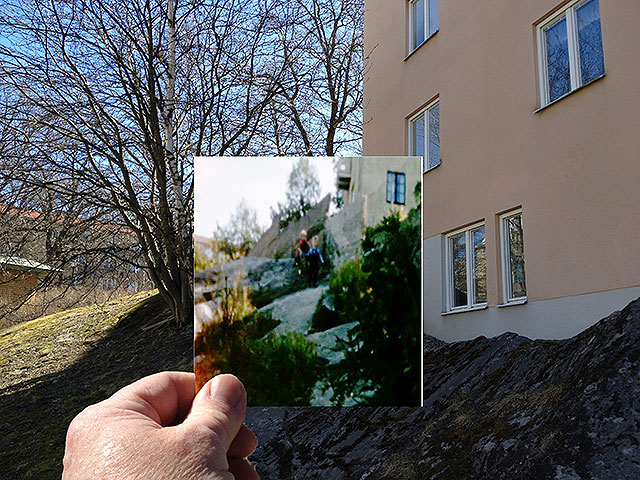 Berget i Solna