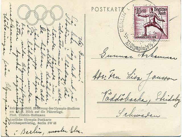Olympiaden i Berlin